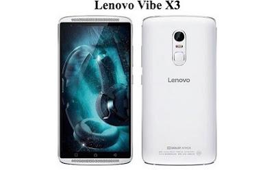 Harga Lenovo Vibe X3 Terbaru, Spesifikasi Lenovo Vibe X3, Review Lenovo Vibe X3