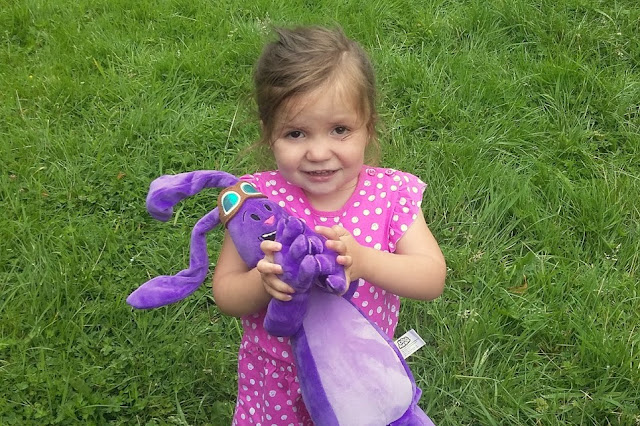 Magic Twirl Mim-Mim Plush -  Blog  Review Kate and Mim-Mim cBeebies