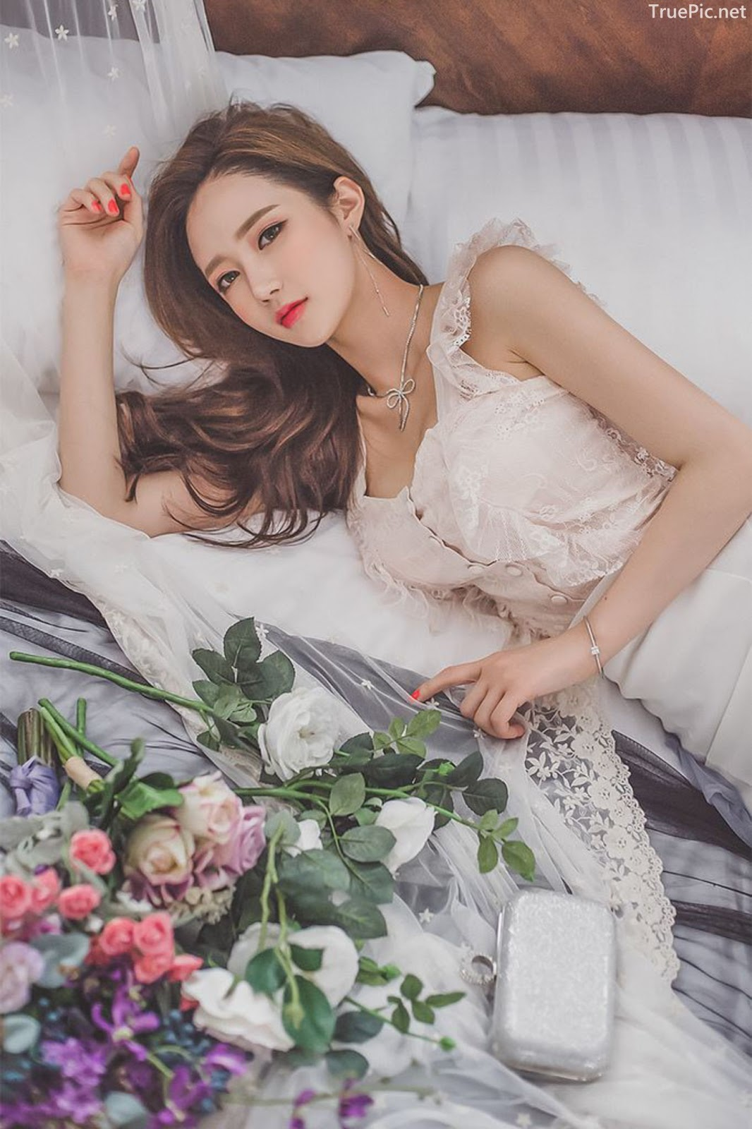 Lee Yeon Jeong - Indoor Photoshoot Collection - Korean fashion model - Part 2 - Picture 1