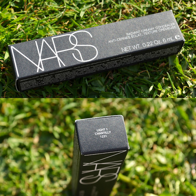 Image of the NARS Creamy Concealer box