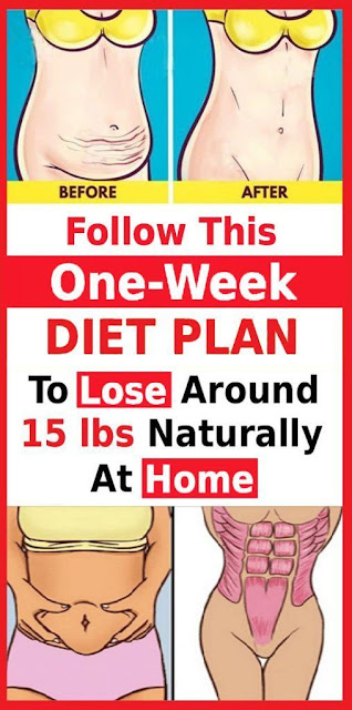 Lose Weight With This Simple 7-Day Diet Plan