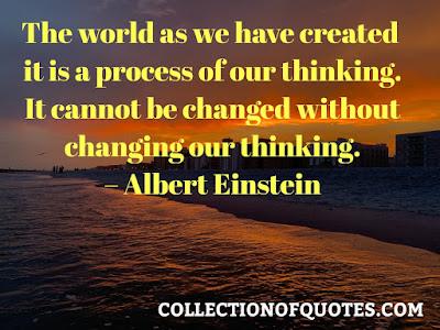 Inspiring quotes by Albert Einstein