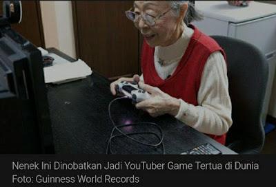 Gaming Tertua Dunia