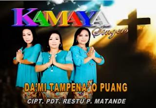 Lirik Lagu Rohani Toraja Da'Mi Tampena' O Puang