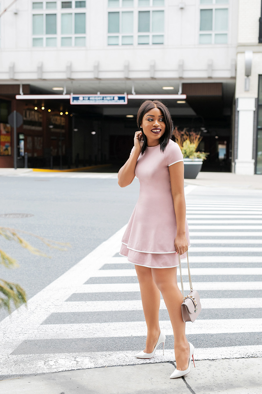 Stella-adewunmi-of-jadore-fashion-shares-pastel-spring-dress-for-easter-weekend