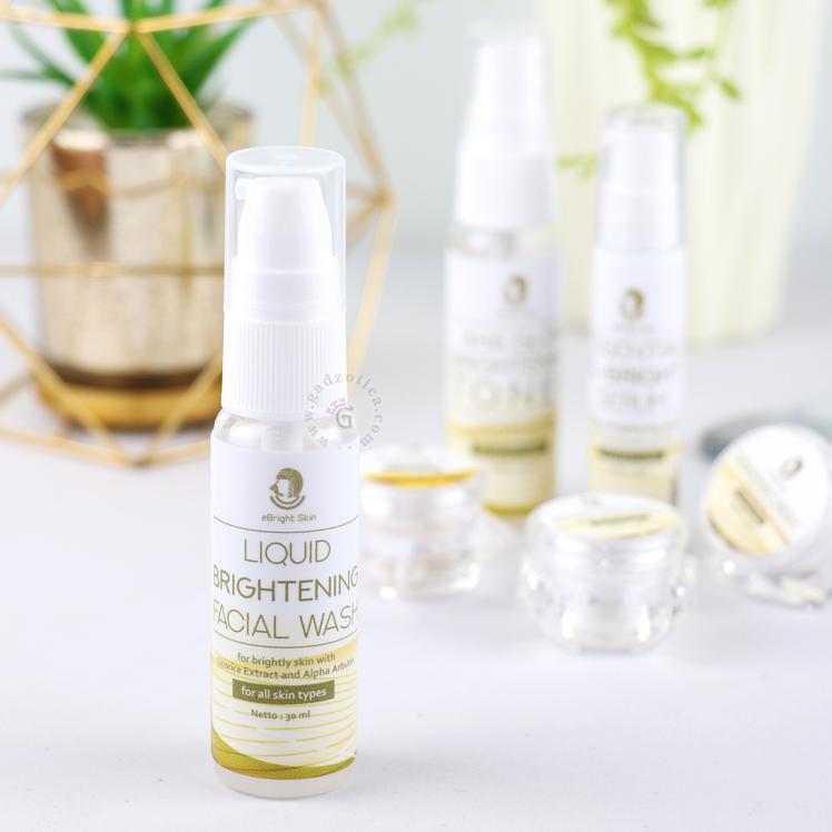 eBright Skin Liquid Brightening Facial Wash