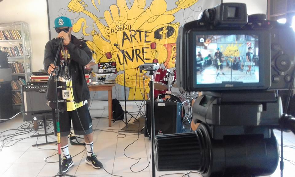 Com 21 edições já realizadas, o Casarão Arte livre é um dos eventos mais longevos do bairro Jaraguá. Foto: acervo Ocupa Pinheirinho
