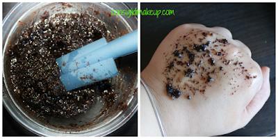 Diy Come Realizzare lo Scrub Rassodante Anticellulite  Al Caffè   prodotto finito idratante esfoliante