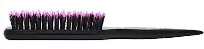 Spornette Little Wonder Boar & Tourmaline Nylon Bristle Teasing Brush can help with frizz