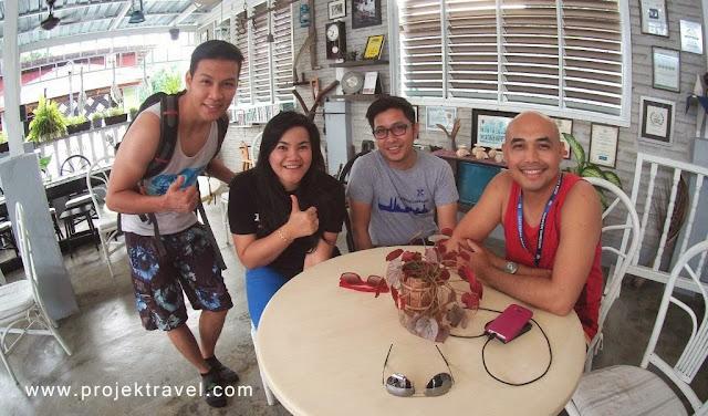 Pihak Gaya Travel dan Tourism Perak
