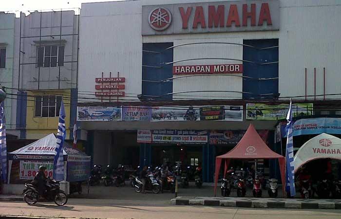 Alamat Dealer Yamaha di Anyer