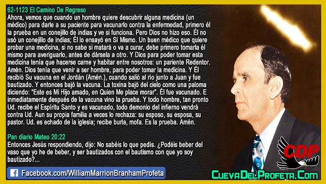 Todo demonio del infierno vendrá contra Usted - William Branham en Español
