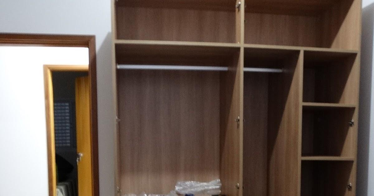 Guarda Roupa Etna ~ O Diário da construç u00e3o Quarto Guarda roupa Lojas ETNA