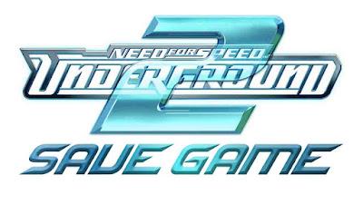 nfs underground 2 save game