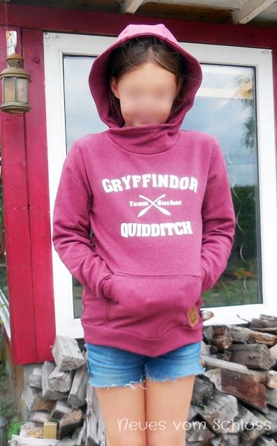Gryffindor-Pulli, neuesvomschloss.blogspot.de