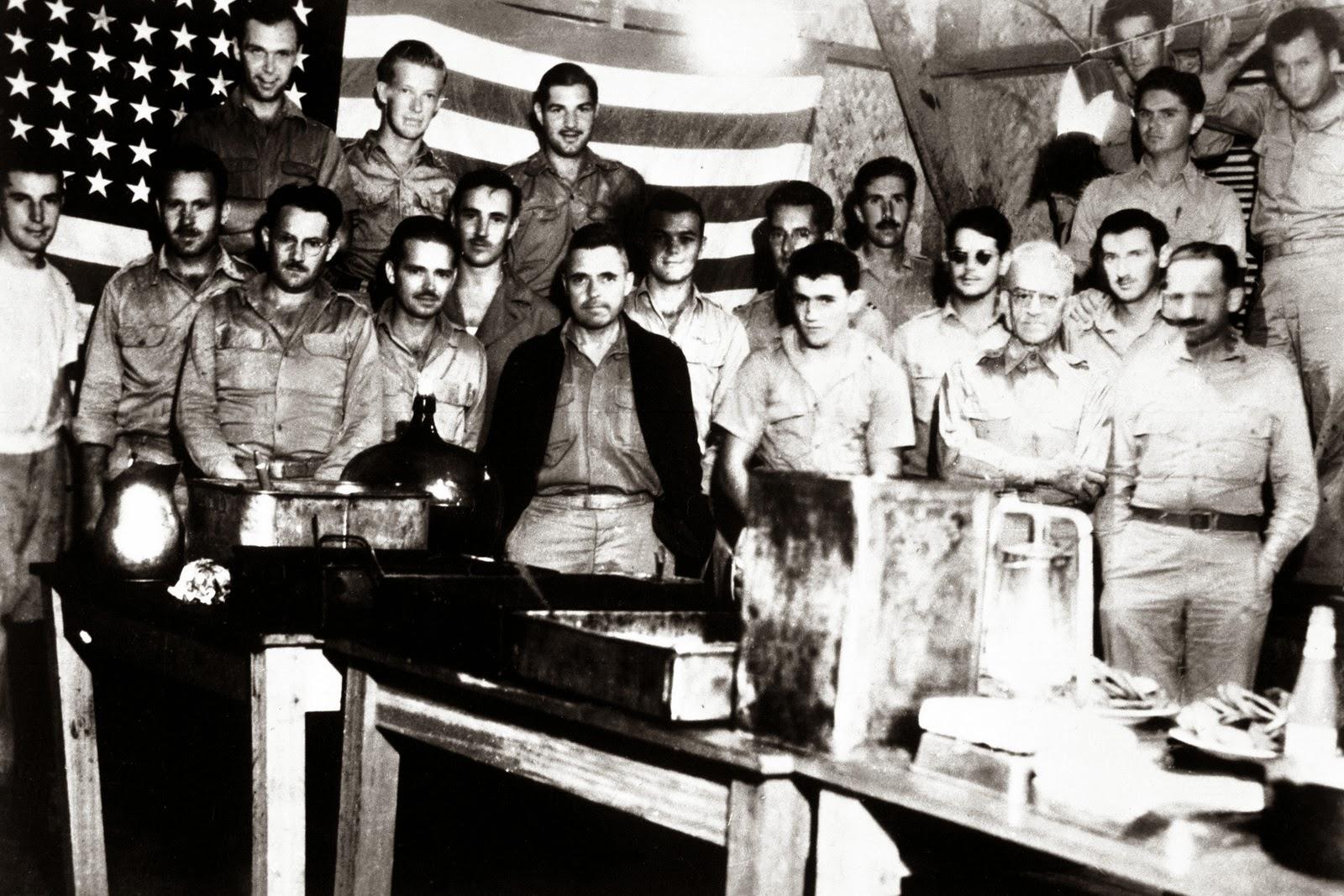 World War II Pictures In Details: American Prisoners of ...