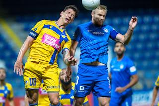 ΤΑΥΤΟΤΗΤΑ ΑΓΩΝΑ: FC SLOVAN LIBEREC 1-0 APOEL FC, UEL P/O «Γερό χαστούκι στον ΑΠΟΕΛ.!»