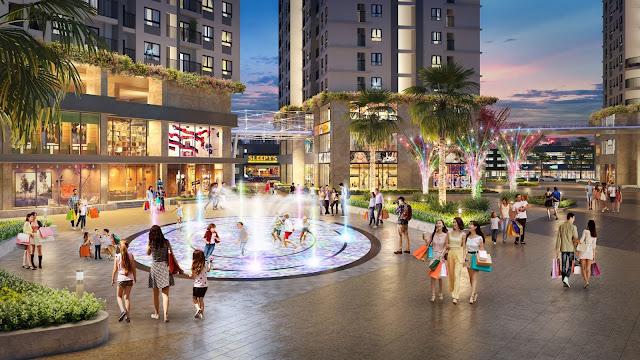 tiện ích dự án tecco elite city thái nguyên