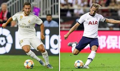 مشاهدة مباراة ريال مدريد وتوتنهام بث مباشر اليوم 30-7-2019 في كاس اودي