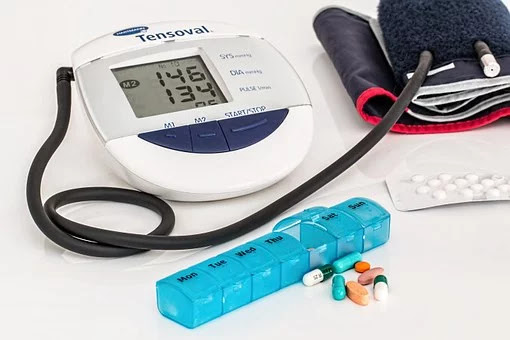 Diet and Food Affect Your Blood Pressure