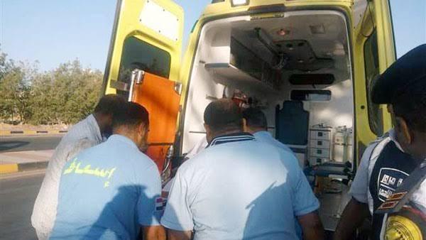 بالأسماء .. مصرع وإصابة 3 أشخاص في حادث تصادم بين 3 سيارات ملاكي بمركز بدر
