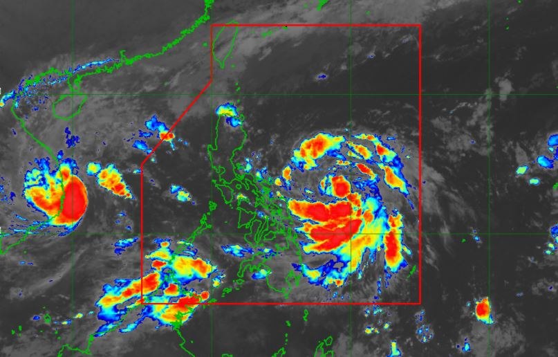 'Bagyong Ulysses' PAGASA weather update November 10, 2020
