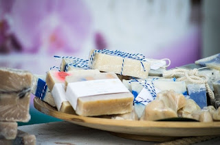 Handmade Organic & Exotic Soaps - The Best Business Idea to Start in 2020