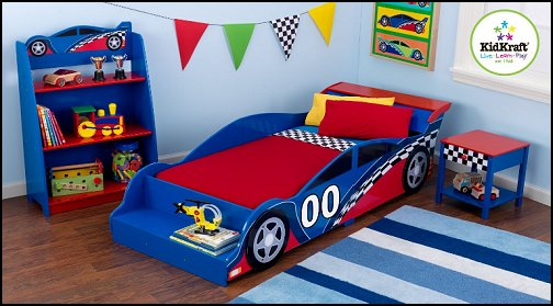 twin race car bed toddler car beds themed beds boys cars