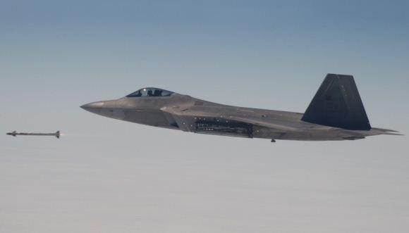 Rudal udara-ke-udara jarak pendek AIM-9X Sidewinder