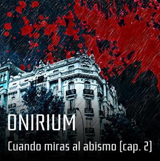 Onirium. Fantasía, terror y ci-fi.