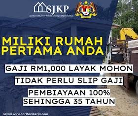 Gaji Rm1,000 Tanpa Slip Gaji Pun Layak Beli Rumah, Semak Cara Mohon