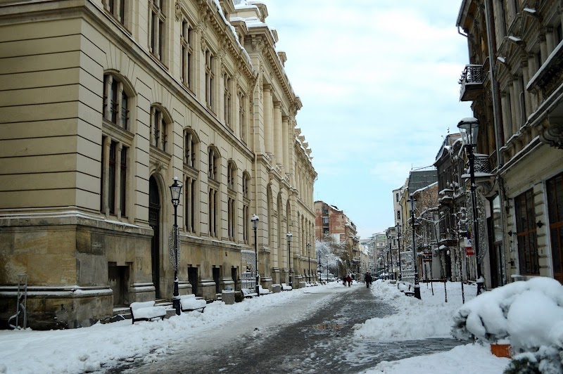 Букурещ - ден първи