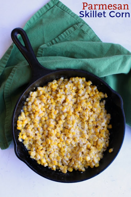 This creamy savory corn side dish is quick and easy to make and it goes with just about anything. Make it a regular addition to your dinner menu.