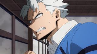 ヒロアカ アニメ | 轟夏雄 | TODOROKI NATSUO | My Hero Academia | Hello Anime !