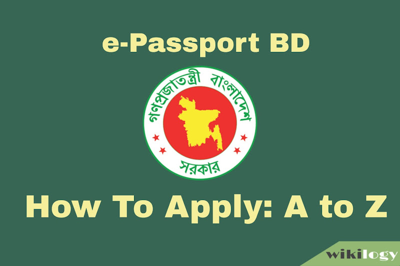 How To Apply For e-Passport Electronic Passport A to Z