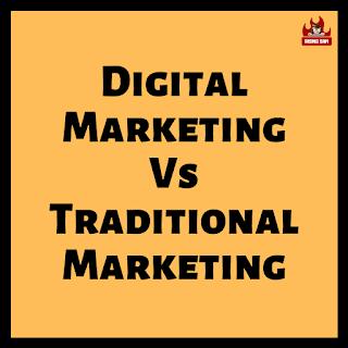 Digital Marketing Article  Digital Marketing Vs Traditional Marketing  Digital Marketing Scope  Digital Marketing Interview Questions.