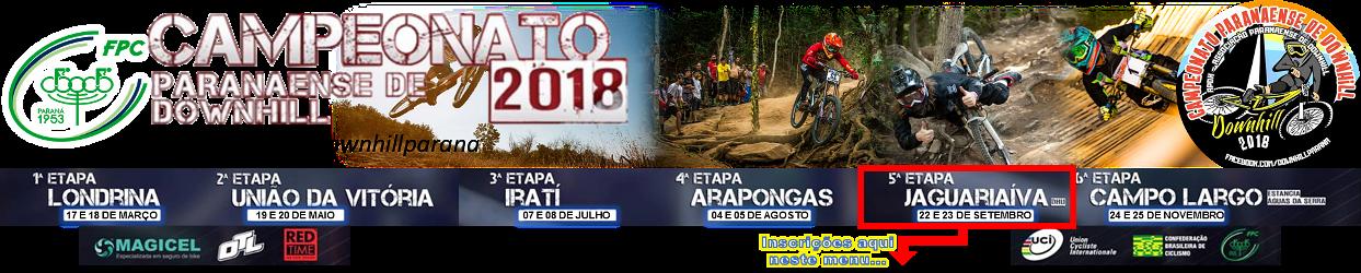 Campeonato Paranaense de DH 2018