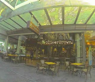 Oliver Brown Chocolate Cafe Soul Boradwalk