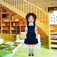 Games2Rule - Escape The School Girl