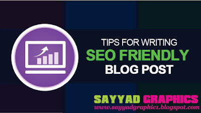 How to Write Quality And SEO Friendly Articles In Blogger