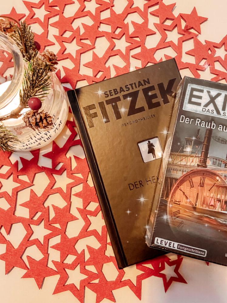 Geschenke Bücher Spiele Weihnachten