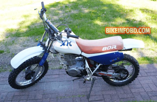 1991 Honda XR80
