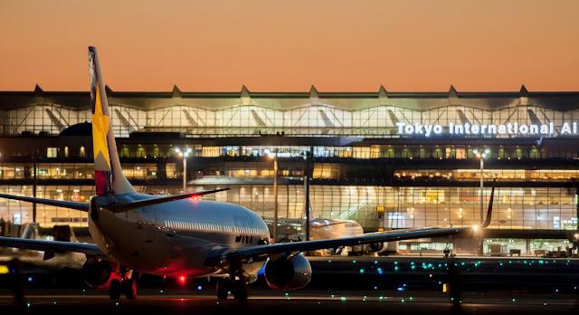 "NEC fornece ""Sistema de Previsão de Tempo de Espera"" ao Aeroporto de Haneda (Aeroporto Internacional de Tóquio)"