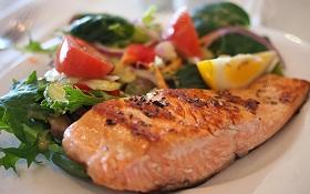 جدول نظام غذائي لبناء العضلات وحرق الدهون