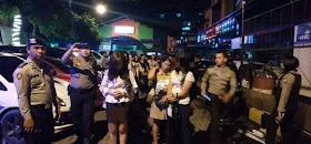 Razia Prokes, 599 Tempat Hiburan di Jakarta Disegel Aparat Gabungan