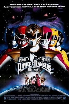 Sinopsis film Mighty Morphin Power Rangers: The Movie (1995)