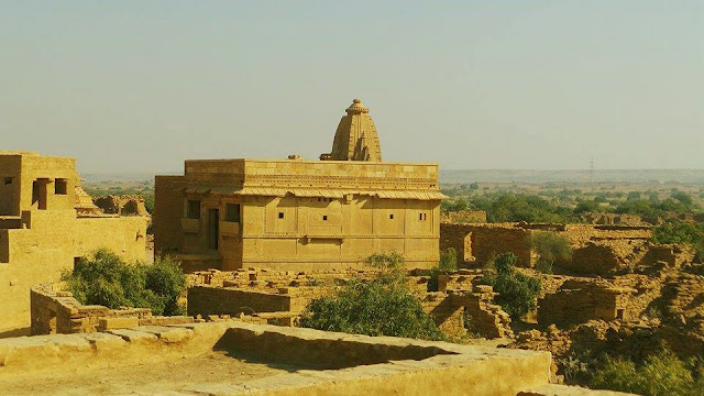 The Perfect 2 Days Jaisalmer Tour Itinerary, kuldhara village