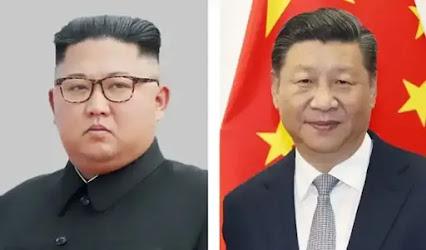 كيم جونغ أون يكتب إلى شي جين بينغ ، ويتعهد بدعم الصين في الذكرى 71 لتأسيسها