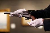 Pistol Pembunuh Billy the Kid Terjual $6 Juta