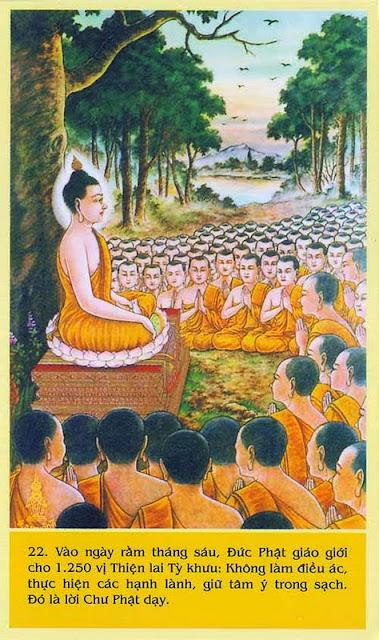Đạo Phật Nguyên Thủy - Đường Xưa Mây Trắng - Chương 71: Nghệ thuật lên dây đàn